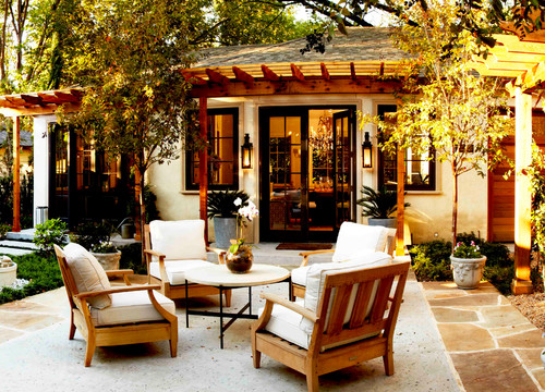 13 Ways To Make Your Patio As Comfy As Your Living Room