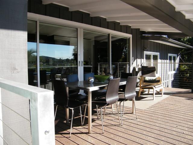 bm studio portfolio modern-patio