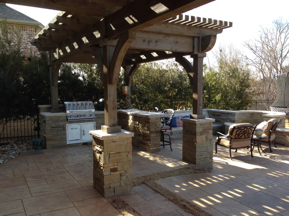 Bmr Pool And Patio Outdoor Kitchens