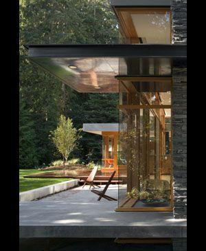 Bohlin Cywinski Jackson modern-patio
