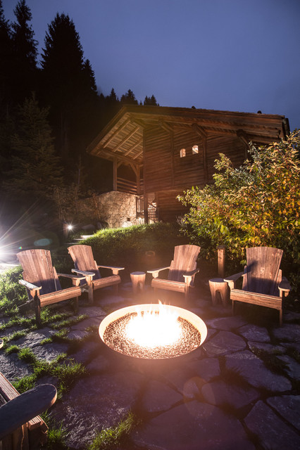Bol coreten firebowl in the french alps for Pro alp carrelage