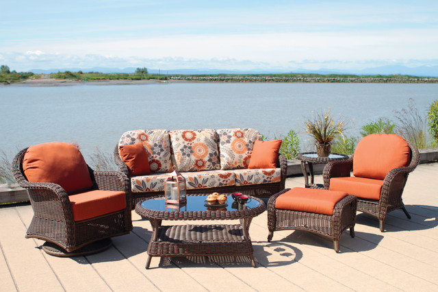 bondi beach patio furniture deep seating traditional patio - Furniture Bondi