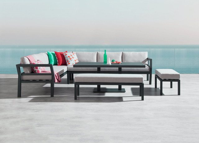 bondi outdoor lounge dining combo contemporary patio sydney