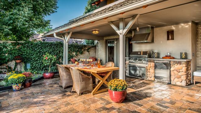 Boulder Patio Home / Hot Patio Redux contemporary-patio