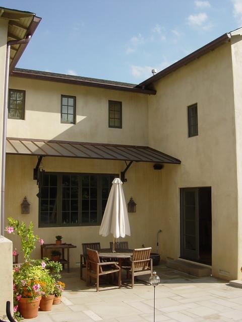 bowman patio mediterranean-patio