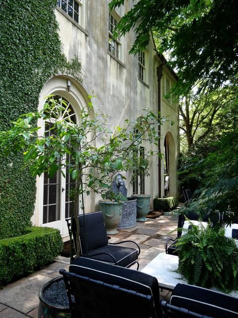 Boxwood House - Traditional - Patio - Atlanta - By Howard Design Studio