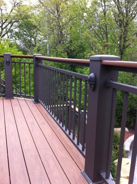 Bragg traditional-patio