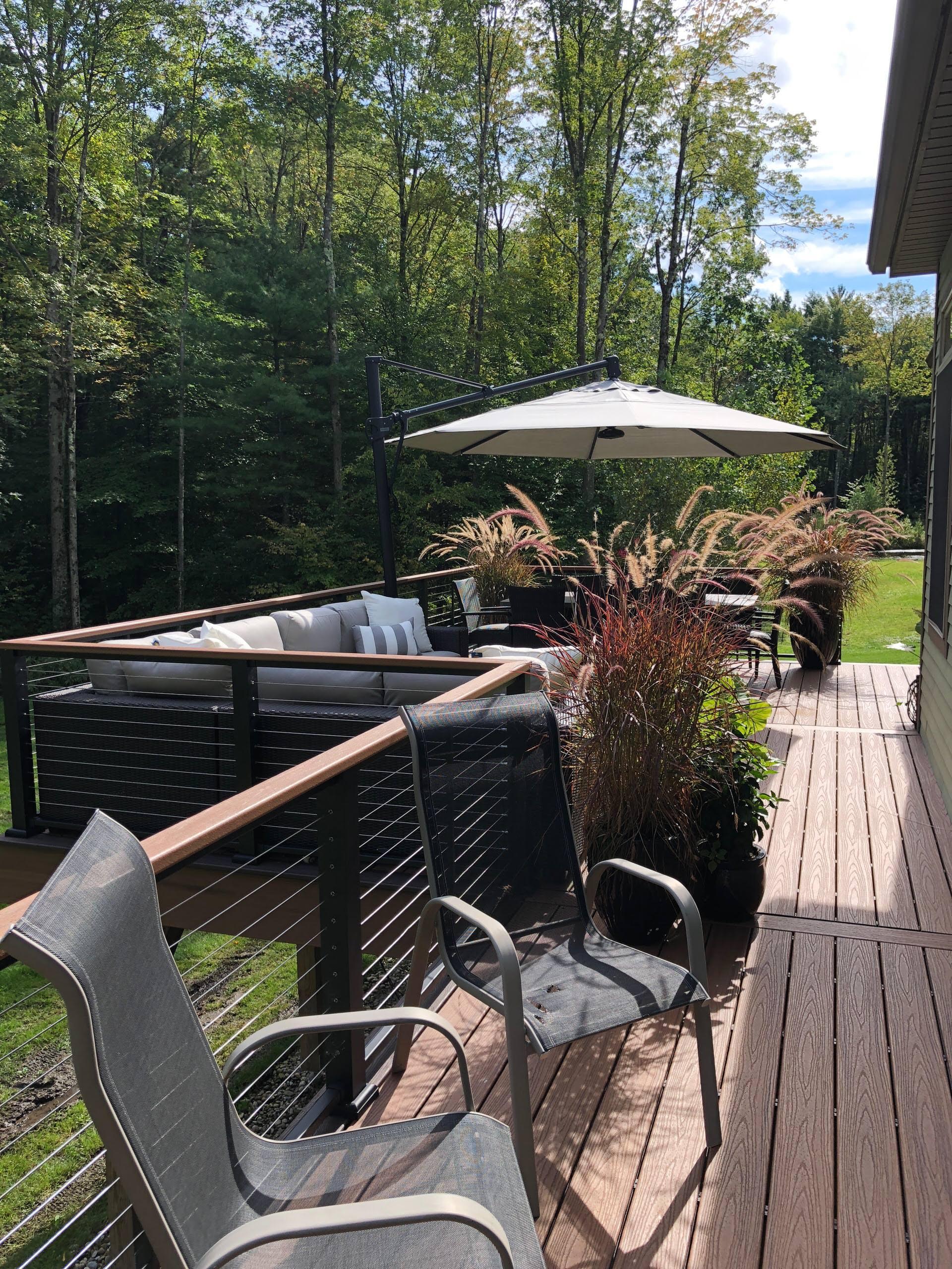 Breathtaking Outdoor Patio Space Surprise