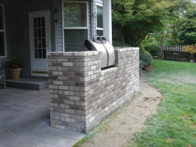 Brick Veneer - Exterior