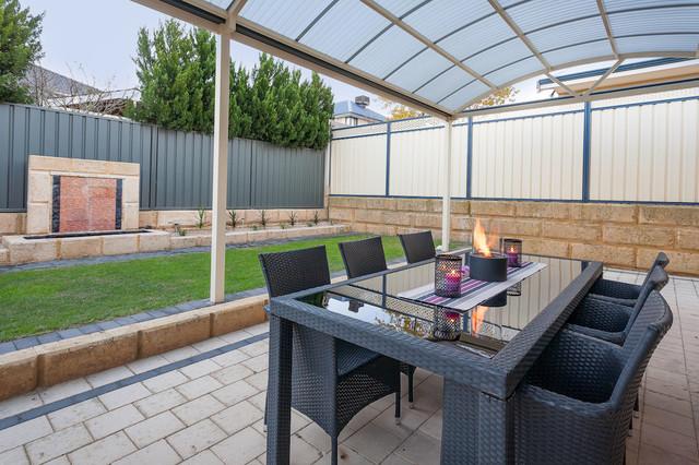 Broad street Rejuvenation modern-patio
