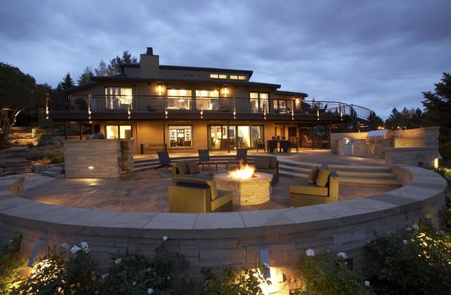 Broadmoor Residence contemporary-patio