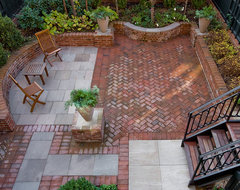 Brooklyn Heights Addition traditional-patio