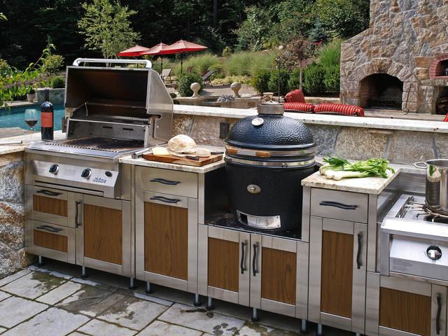Brown Jordan Outdoor Kitchens - Traditional - Patio ...