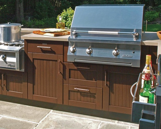 Modular Outdoor Kitchens Home Design Ideas, Pictures, Remodel and ...