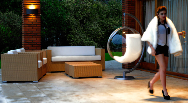 BUBBLE CHAIR - Modern - Patio - Other - by MAKOM DESIGN