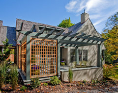 Bucks County Cottage traditional-patio