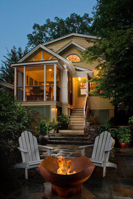 Bungalow Update Craftsman Patio Other By Fisher