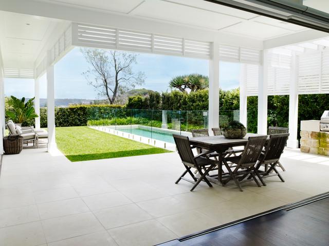 Bungan Headland Residence beach-style-patio