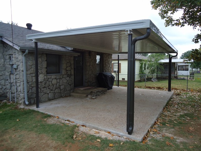 Burgan Patio Cover Modern Patio Other Metro By