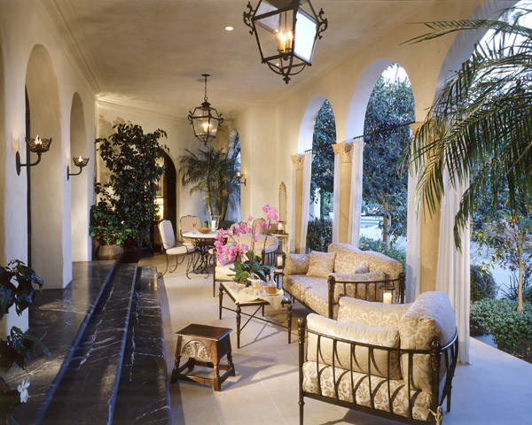 Buster Keaton Estate - Beverly Hills (Historic) traditional-patio