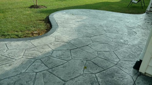 6 Concrete Patio Ideas To Boost The