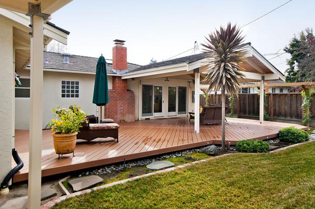 Wonderful California Backyard And Patio Traditional Patio