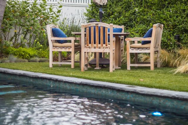 California Pools contemporary-patio