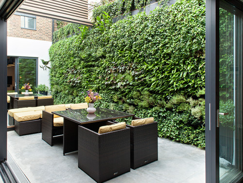 Outdoor area trends and ideas