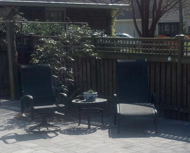 Cambridge, Maryland traditional-patio