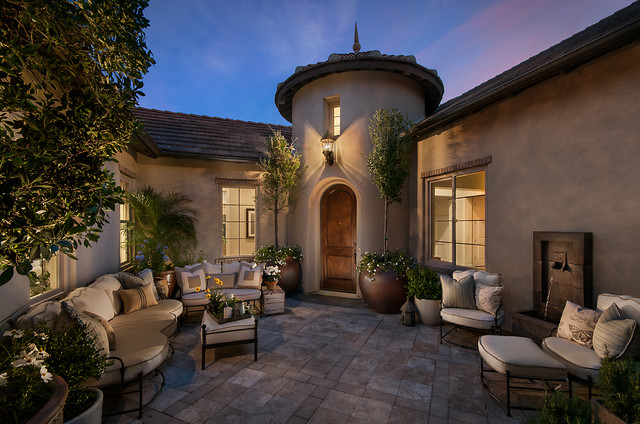 Camelot Reserve - Mediterranean - Patio - Phoenix - by ...