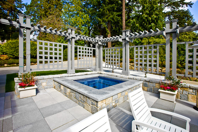 Cape Cod Inspiration By Design Guild Homes Traditional Courtyard