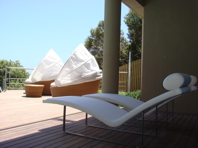 Cape Town Villa contemporary-patio