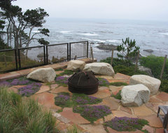Carmel Highlands contemporary-landscape
