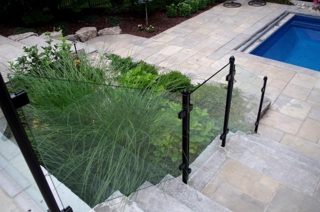 Carrington Residence traditional-patio
