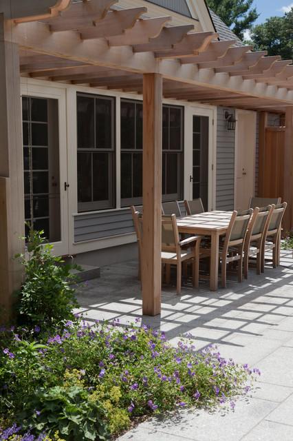 Cartwright Road contemporary-patio