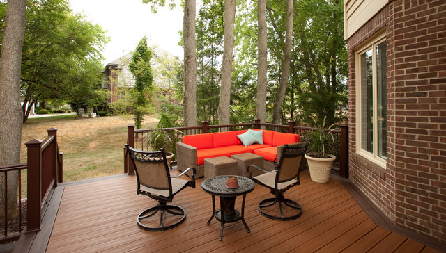 Carwinion Way Outdoor Living Remodel contemporary-patio