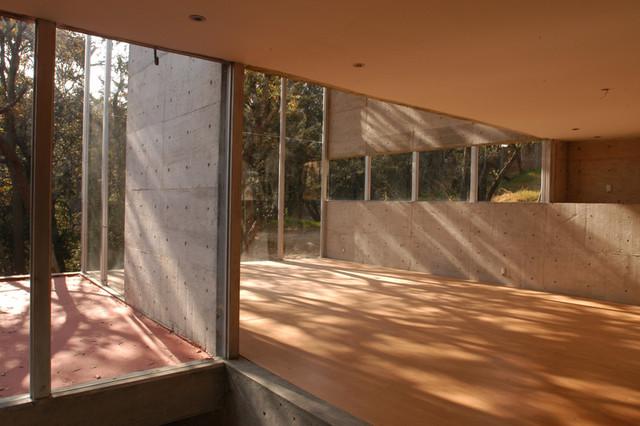 Casa Sayavedra contemporary-patio