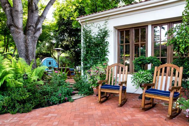 Casa Smithu0027s California Garden Mediterranean Patio