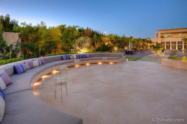Casa Tania modern-patio