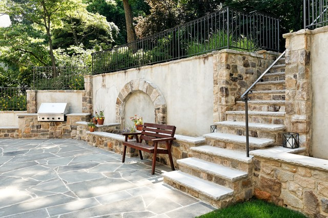 Case Design/Remodeling, Inc. traditional-patio