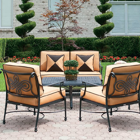 cast classics outdoor furniture patio tampa by