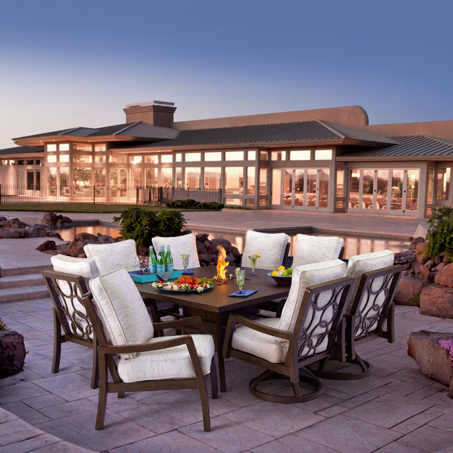 Castelle Outdoor Furniture - Pride Family Brand - Patio ... on Ab And Outdoor Living id=90372