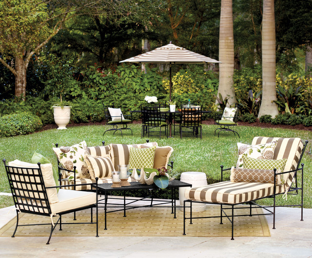 Ballard Designs Furniture U0026 Accessories. Castellon Outdoor Living  Contemporary Patio