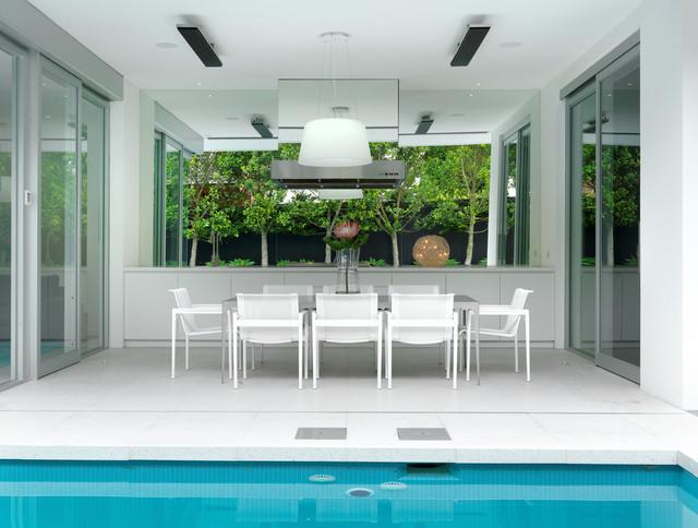 Caulfield Home Contemporary Patio Melbourne By Mr