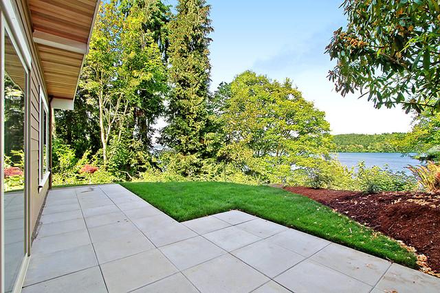 Cedar Park 2 Patio Seattle By Lake Washington Real