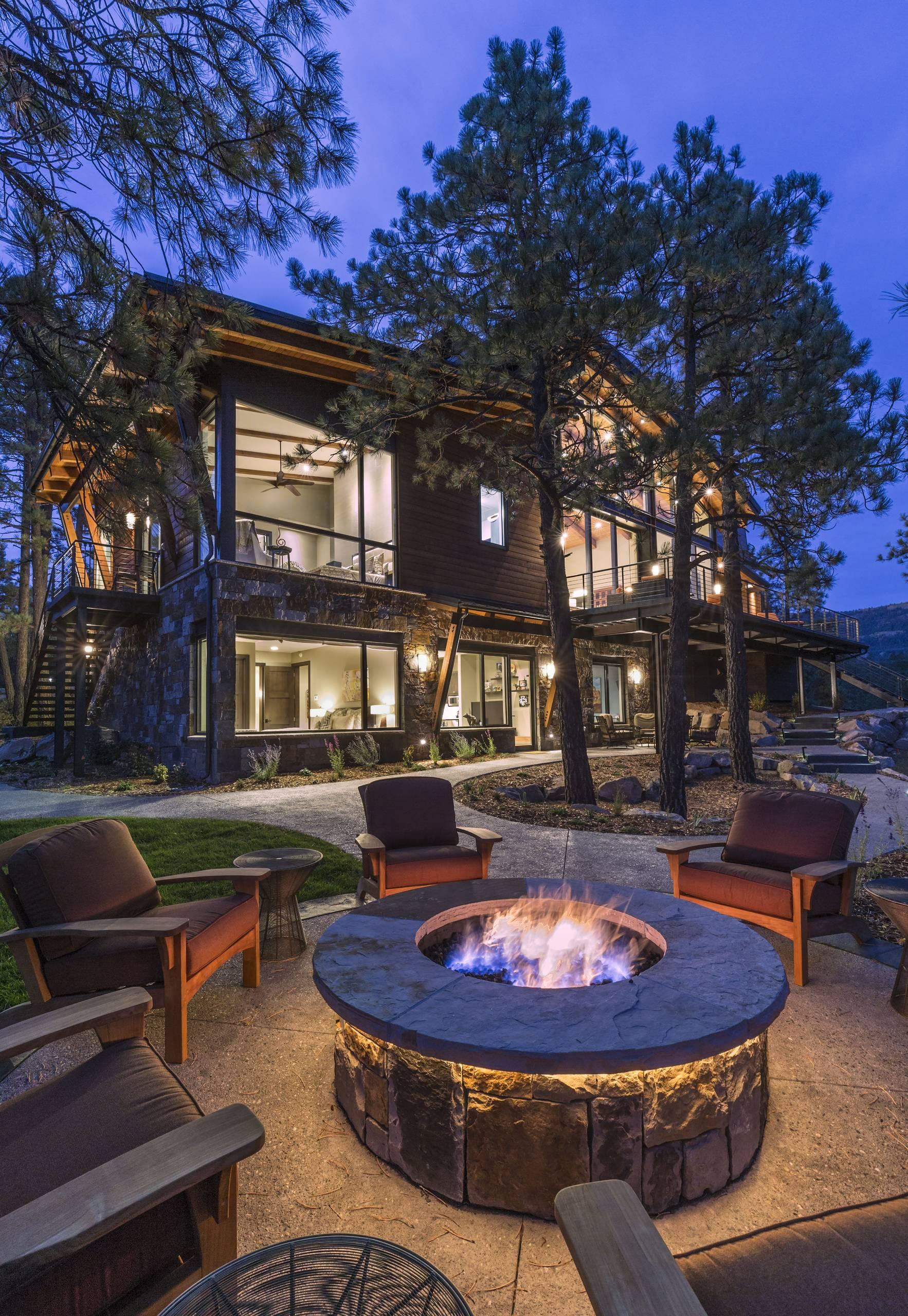 Certified Luxury Builders-Veritas Fine Homes-Telluride, CO-Custom Home