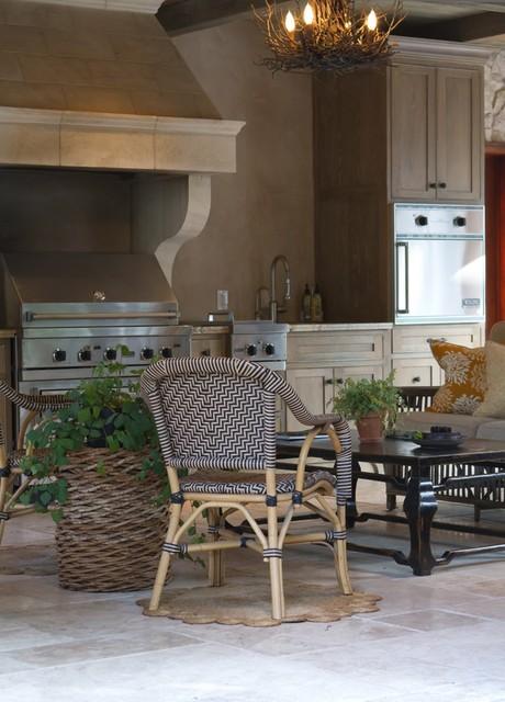 Charmean Neithart Interiors, LLC. traditional-patio