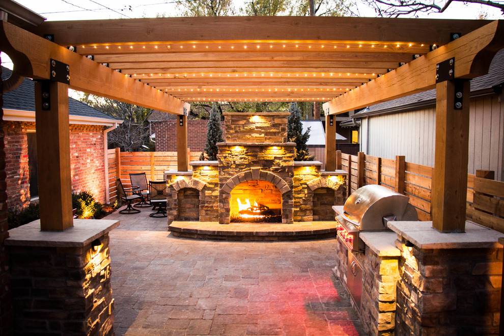 CHARMING ABODE - Rustic - Patio - Denver - by Elite ... on Elite Landscape And Outdoor Living id=75149