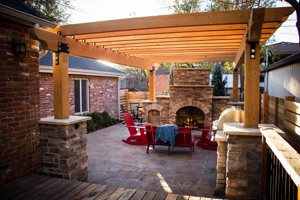 CHARMING ABODE - Rustic - Patio - Denver - by Elite ... on Elite Landscape And Outdoor Living id=74833