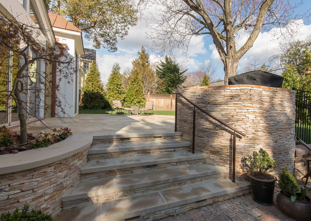 Chevy Chase Modern contemporary-patio